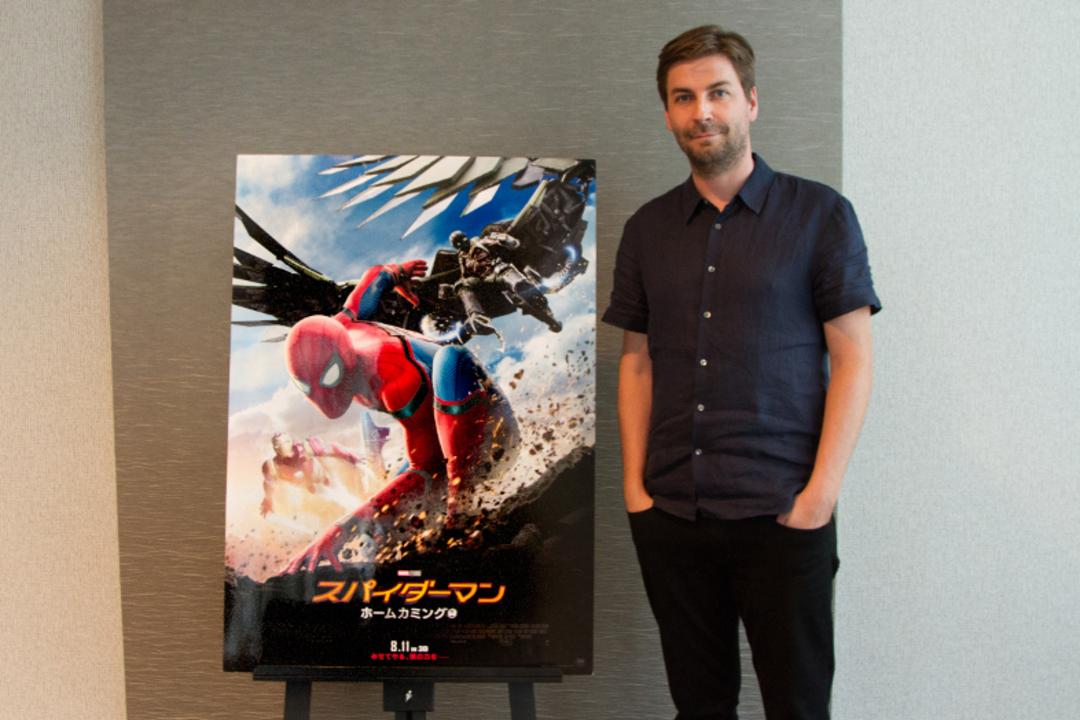 映画『スパイダーマン:ホームカミング』のジョン・ワッツ監督インタビュー! 長編3作目の彼は、どのようにして監督の座を射止めたのか
