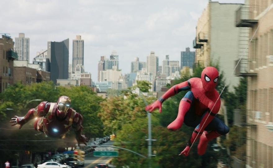 映画『スパイダーマン:ホームカミング』のスーツは、トニー・スターク製。超ハイテクな機能を集めた先行映像をどうぞ
