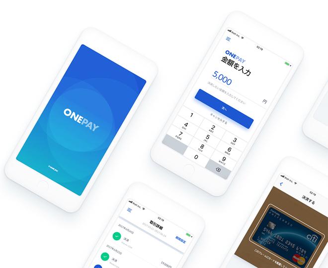 個人のクレジットカード決済受付を加速させる新サービス「ONE PAY」