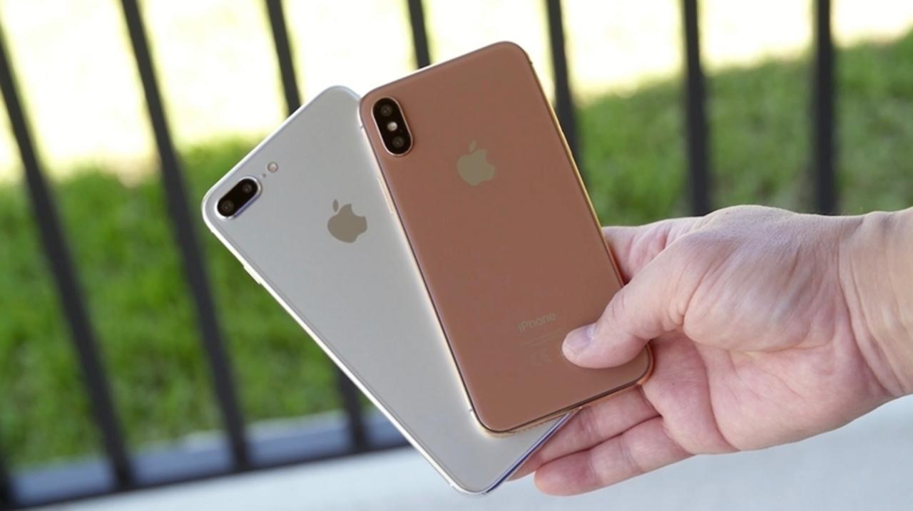 これまでの情報はホンモノか? 新たに「iPhone 7s Plus」と「iPhone 8」のダミーモデルの動画が公開