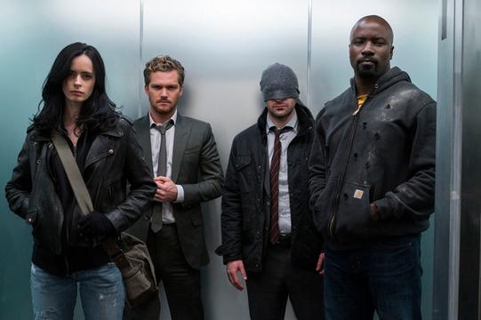 Netflixドラマ『Marvel ザ・ディフェンダーズ』特別映像。「敵は恐ろしく危険で、まさに悪魔だ」