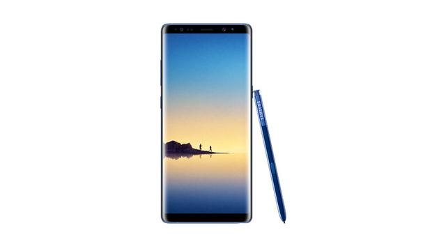 Galaxy Note 8はブラックとゴールドに加えて、「深海の青」が登場か?