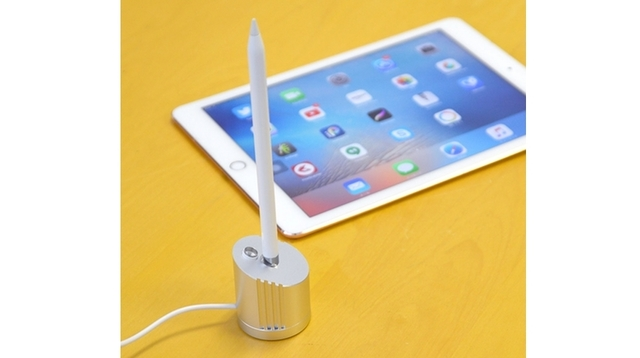Apple Pencilの弱点を解決するかもしれない。格安の専用充電スタンド