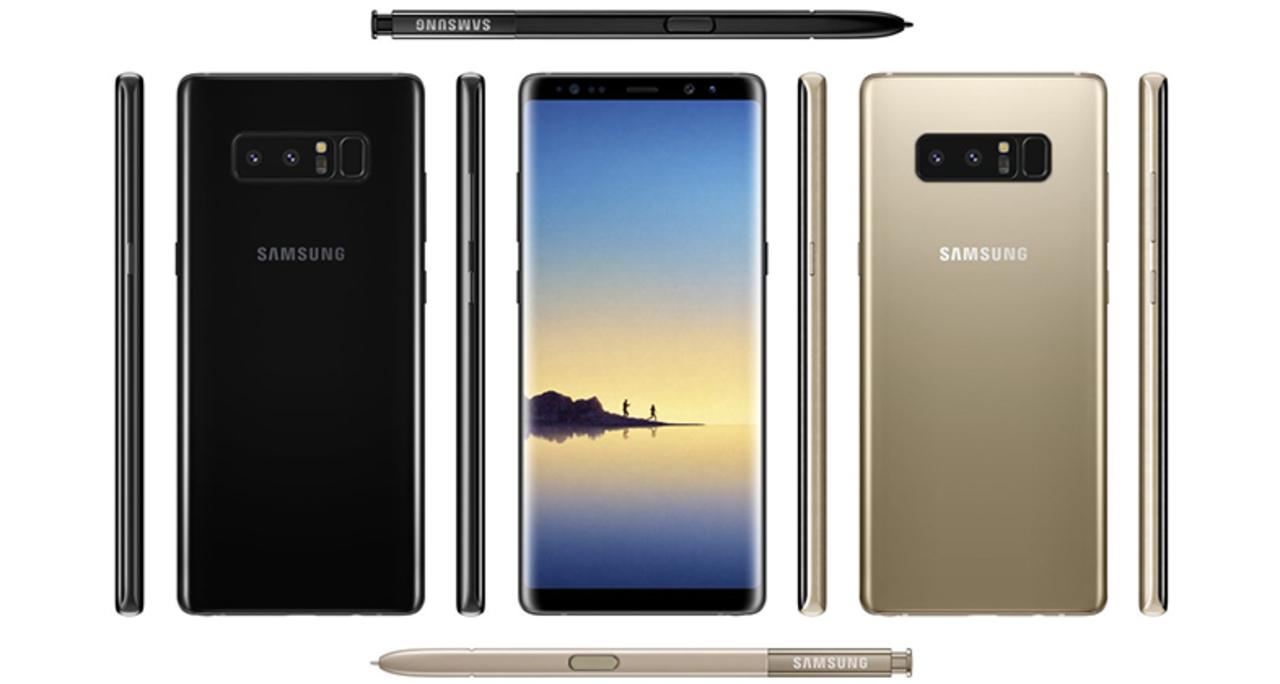 新型「Galaxy Note 8」は9月15日発売? もしかするとiPhone 8の発売とかぶるかも