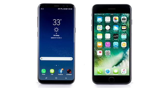 2017年Q2、iPhone vs Galaxy SはiPhoneの勝利。Apple vs サムスンはサムスンの勝利