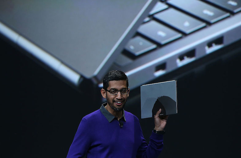 この秋、Googleの「Chromebook Pixel」が復活の予感…