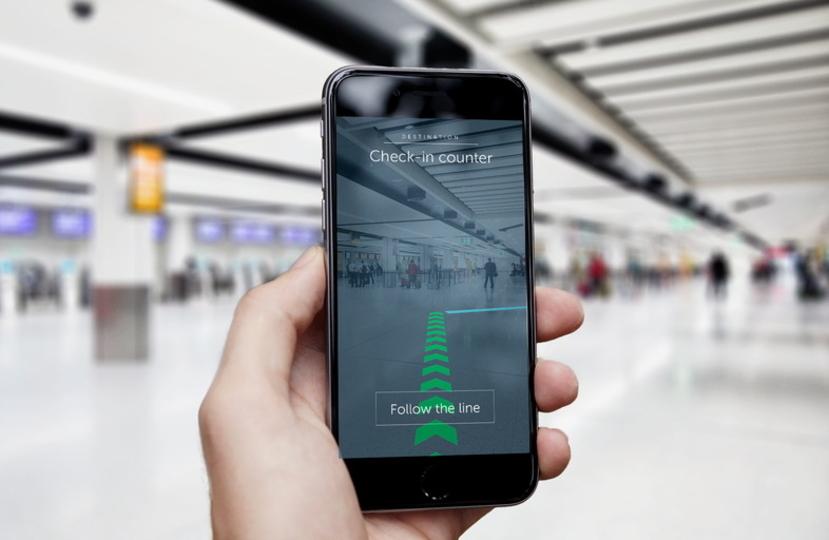Appleは「マップ」アプリにARナビゲーションを作ろうとしている?