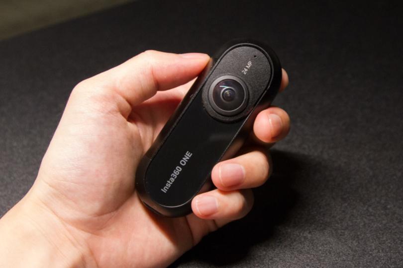 あの360度カメラ、結局どんな仕組みだったの? ついに明らかとなった「Insta360 ONE」をハンズオン!