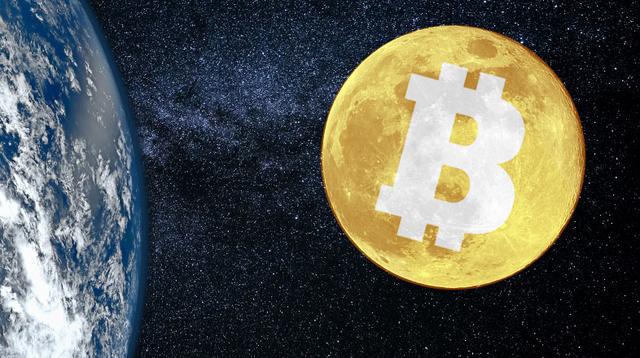 月にビットコイン置いてきます。ギズモード埋蔵金プレゼント!