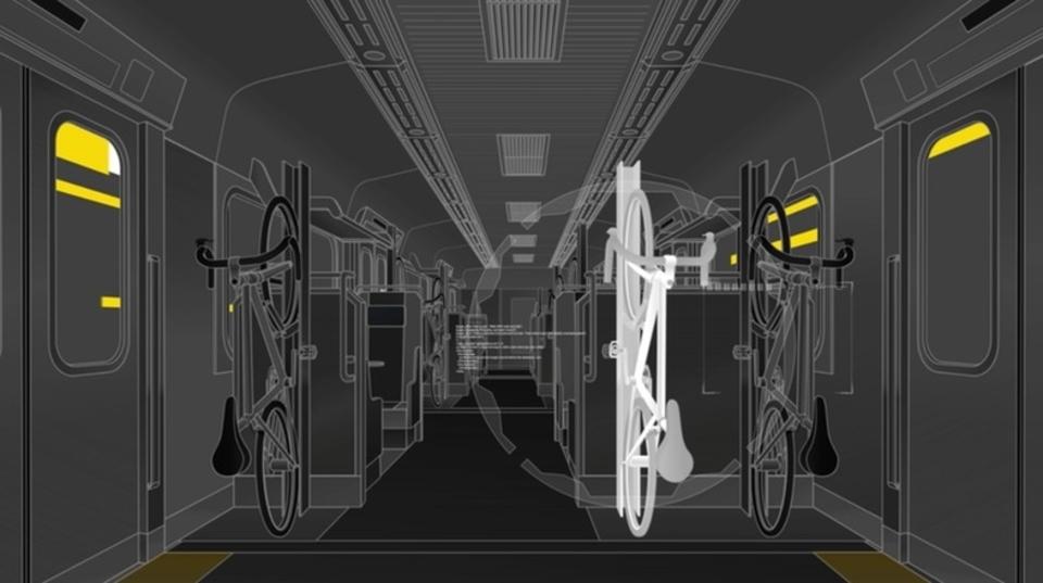 そうだ、自転車で房総へ。JR東日本が輪行特化型車両「B.B.BASE」導入