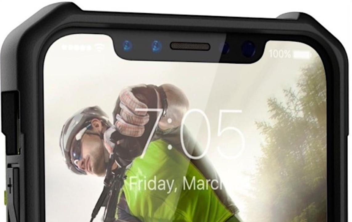これはっ! 「iPhone 8」前面がくっきりわかるケース入り画像が流出か