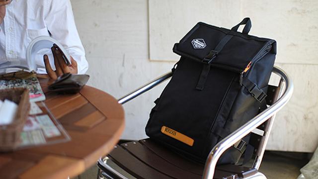 プロジェクト残り1日! 自転車乗りのための光るバックパックは、普段使いに十分な容量と機能