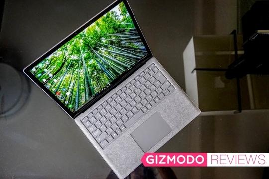 Surface Laptopレビュー:多くの人にとって、良い選択肢