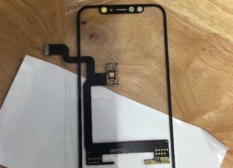 「iPhone 8」の内部パーツがあれこれ流出しているよ