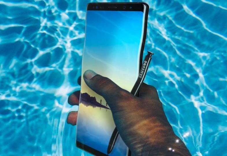 Galaxy Note8の新型Sペン、やっぱり進化していました