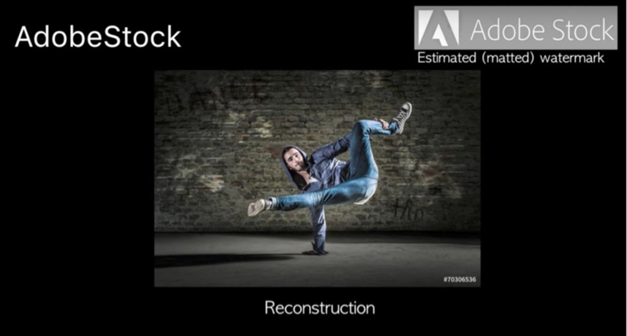 Googleのウォーターマーク除去アルゴリズム対策、ストック写真大手「Shutterstock」がさっそく導入