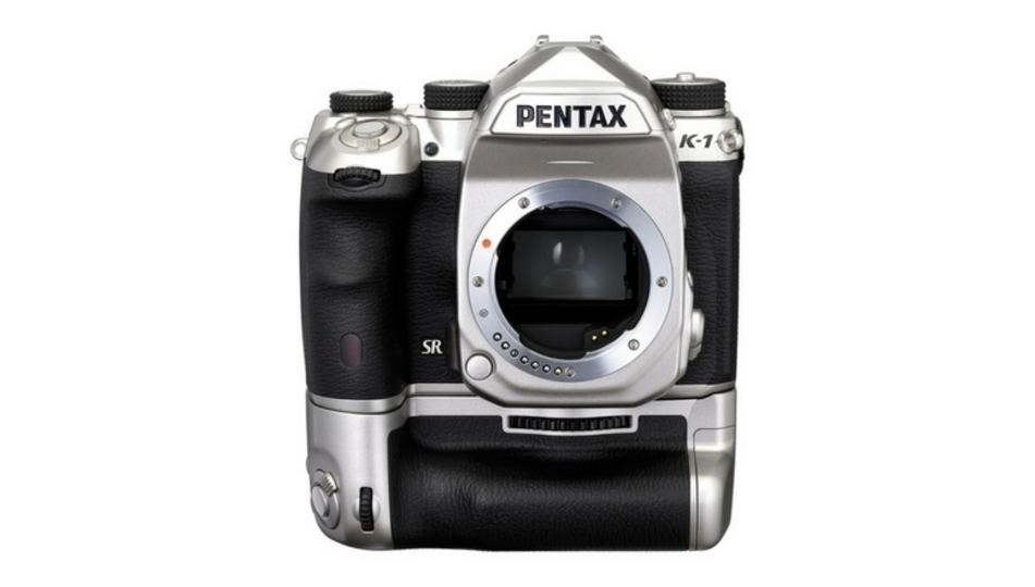 PENTAX K-1に世界2,000台限定シルバーモデル! FA Limitedレンズとのマッチングが最高…