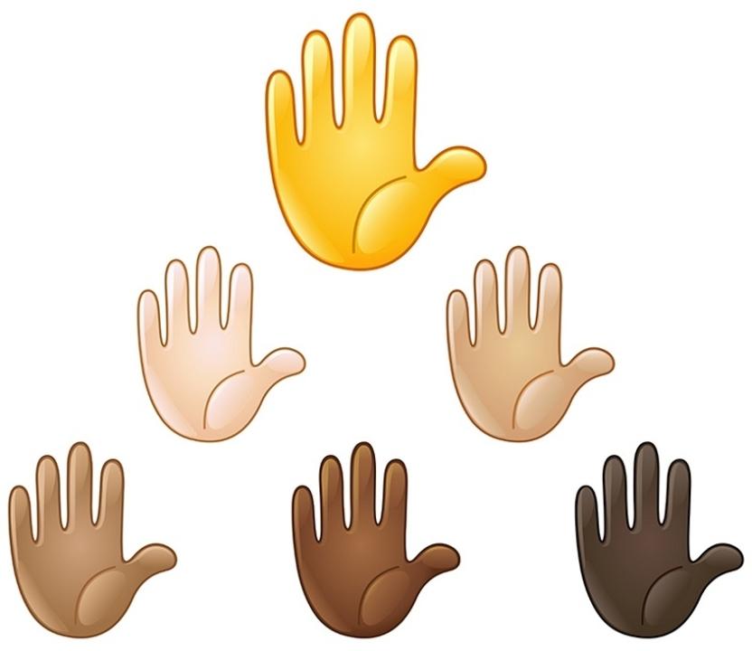 差別的なソープディスペンサー。ナイジェリア人の手を認識せず、ハンドソープが出てこない