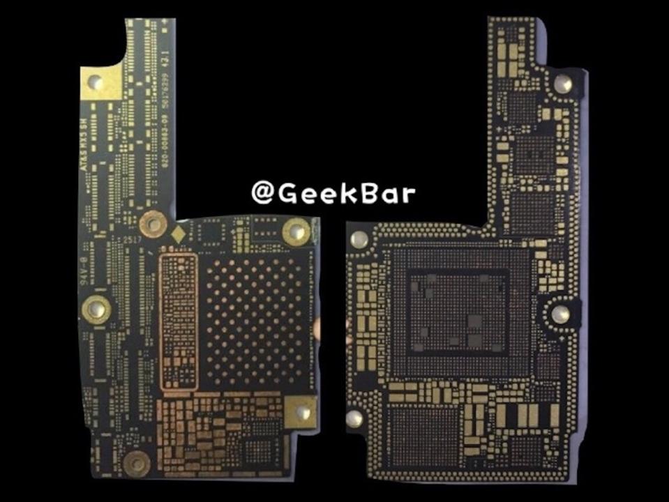 「iPhone 8」のロジックボードが流出か。2層式に大幅リファインされるかも?