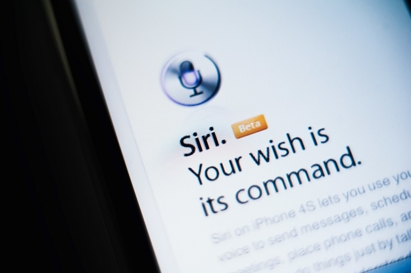 「Siri」さん、ディープラーニングでロボ声を改善。違いを聞いてみよう