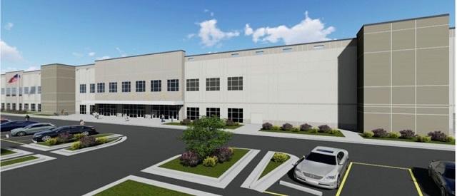 1 Amazonがかつてアメリカ最大だったショッピングモール跡地に巨大倉庫建設