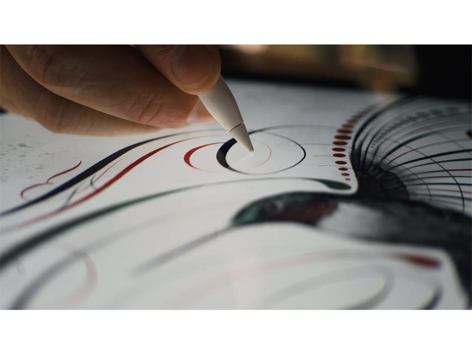 Apple PencilはいずれiPhoneで使えるように? 新たな特許が登場