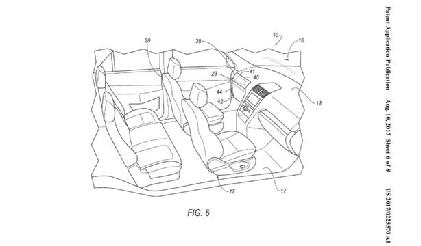 段階的進化ってこういうこと。フォードが取り外し可能なハンドルの特許を取得