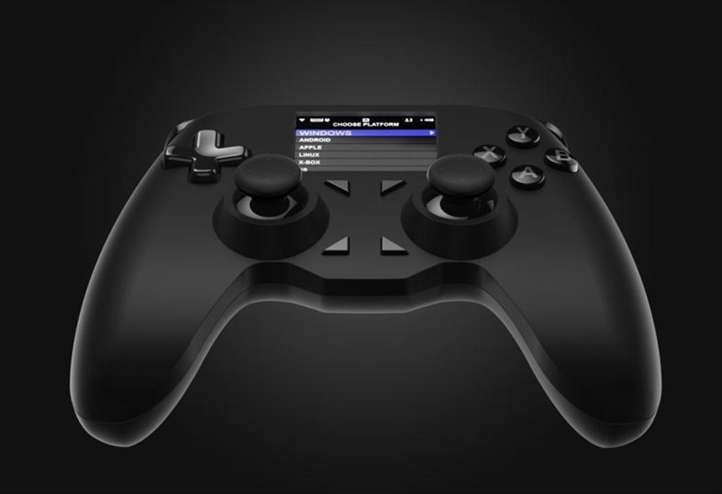 ゲーム機もスマホもPCもドローンもまとめて操作OKなコントローラ
