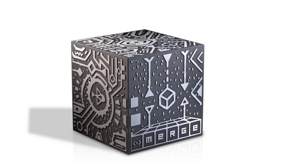遊びから学びまでやりつくそう。ビックリ箱のようなARおもちゃ「Merge Cube」