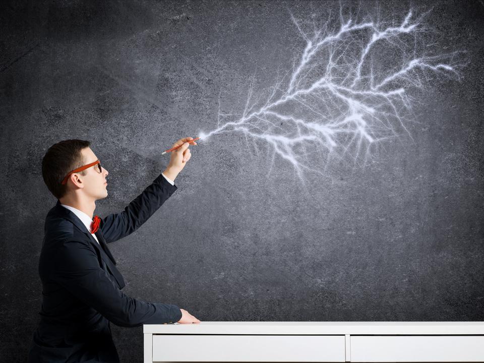 論文の80%は特許につながっていた。科学的な研究はビジネスを躍進させるアイディアの泉