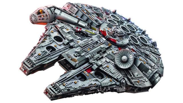 レゴ史上最大のブロック数! ミレニアム・ファルコンが新セットになって帰ってきた