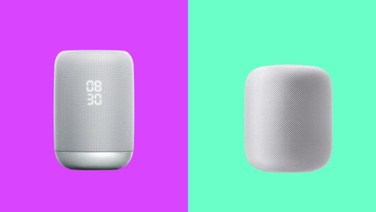 ソニーがスマートスピーカーと左右独立型のワイヤレスイヤホンを発表。Appleの同製品の対抗馬となるか?