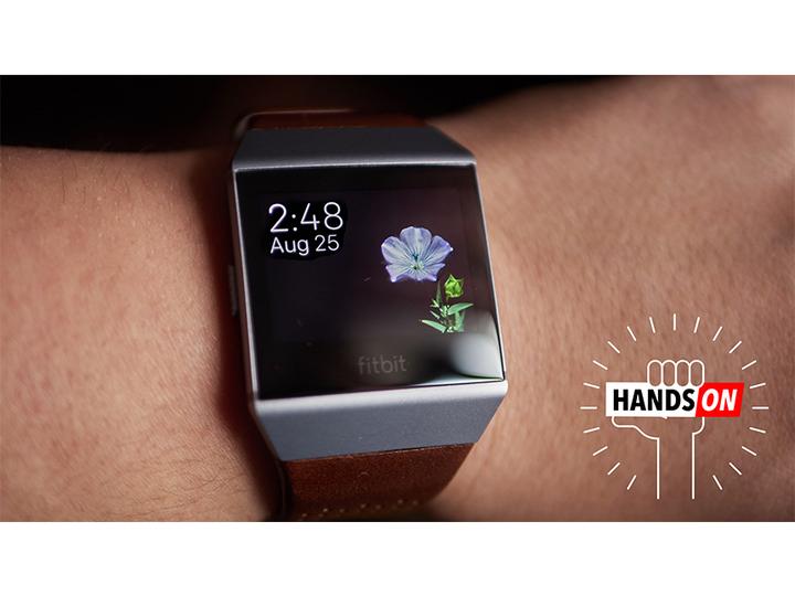 Fitbitが満を持して投じる初のスマートウォッチ「Ionic」ハンズオンレビュー