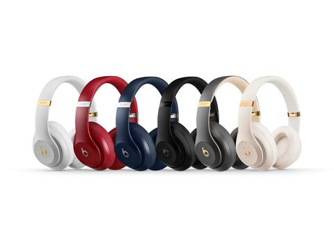 ノイキャン+W1チップ! AppleからBeatsブランドの新型ヘッドホン「Beats Studio3 Wireless」登場