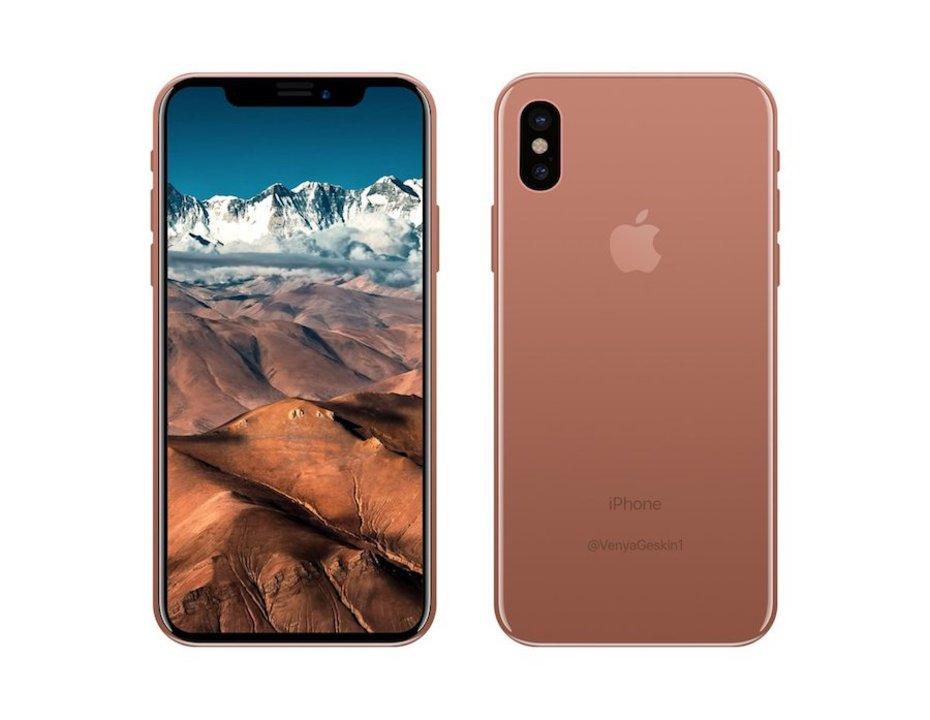 iPhone 8は999ドル〜1199ドル!? 価格情報の噂が伝わる