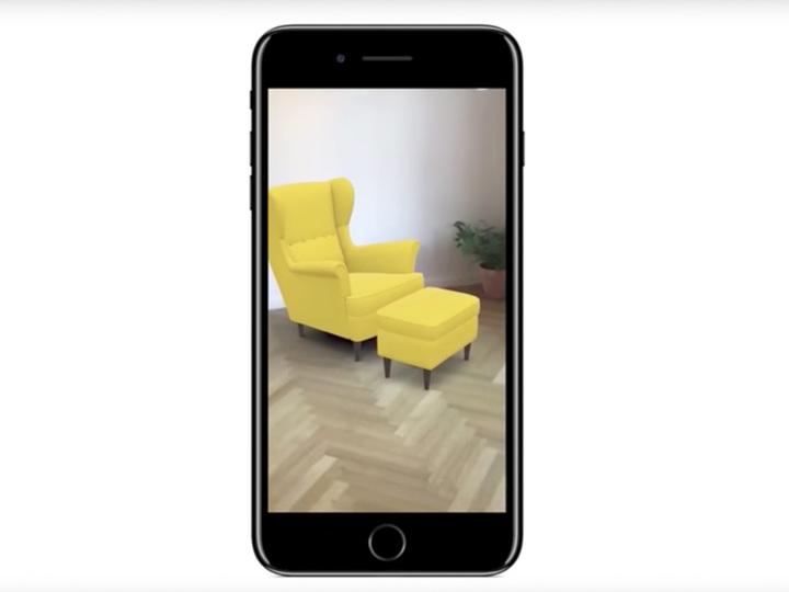 IKEA×Apple ARKit家具お試しアプリはiOS 11と共に登場?
