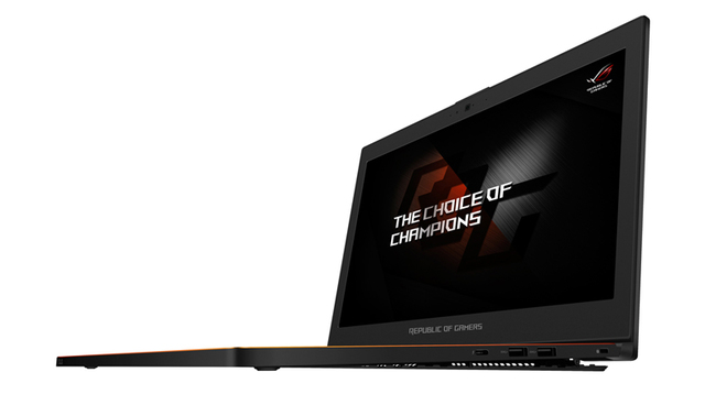 開くと分厚くなるゲーミングラップトップ「ROG ZEPHYRUS GX501VS」国内発売決定