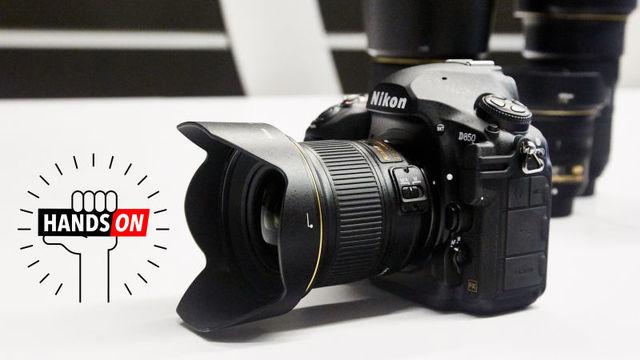 ニコン「D850」ハンズオンレビュー:100周年に相応しいフルサイズ一眼