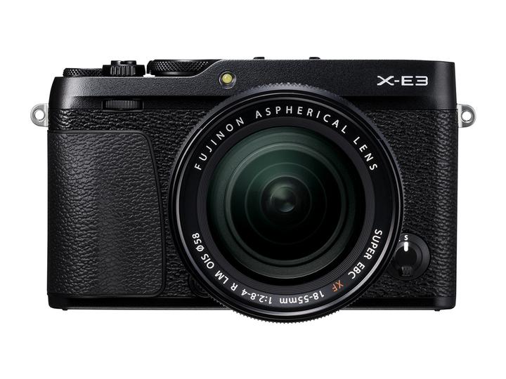 シリーズ最小最軽量と、高画質・快適操作性を両立した期待の新製品「FUJIFILM X-E3」