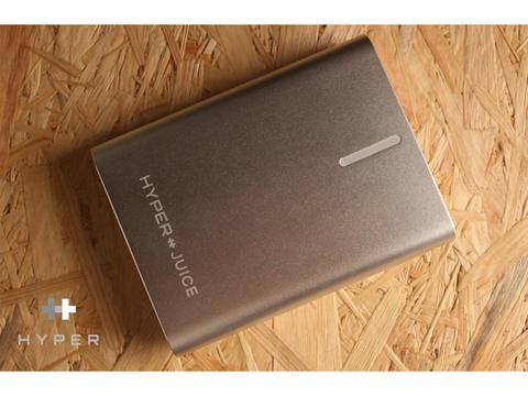 モバイラー御用達モバイルバッテリー「HyperJuice」にACポート搭載モデル登場