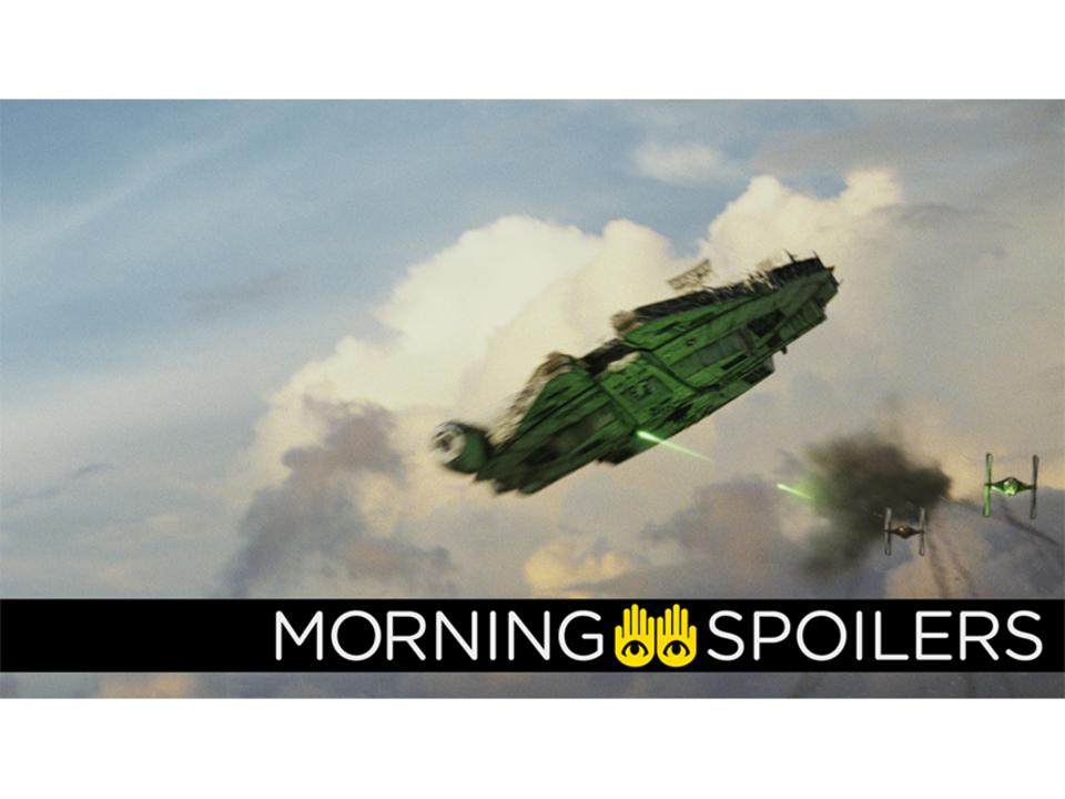 ハン・ソロのスピンオフ映画に登場するミレニアム・ファルコン号の詳細が明らかに