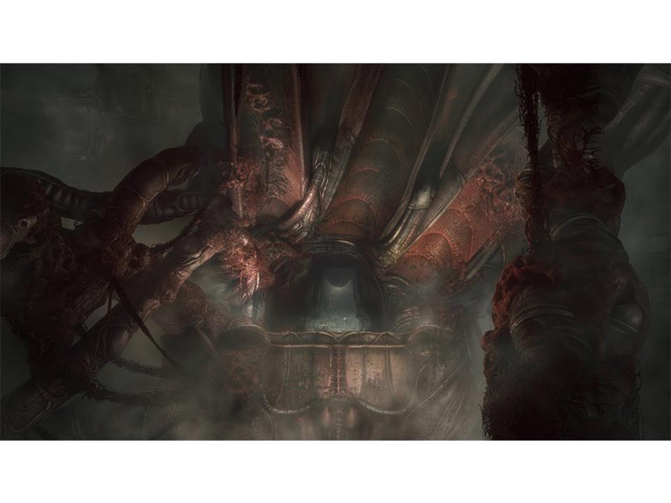 映画『エイリアン』好きにオススメ。SFホラーFPSゲーム『SCORN』ゲームプレイ映像
