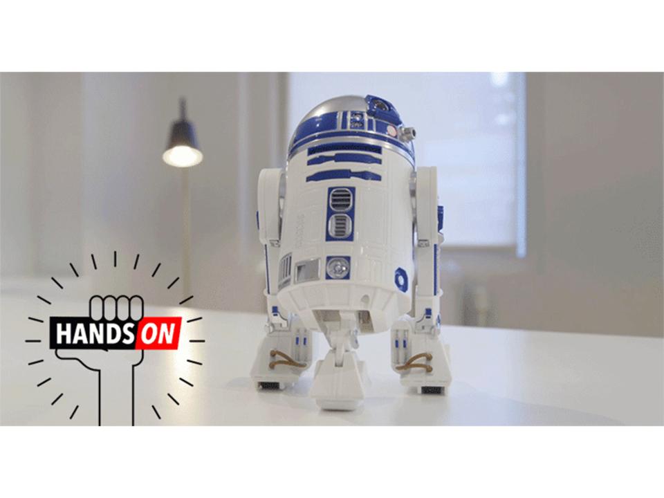 満を持しての登場。Sphero社による「R2-D2」ロボットトイのハンズオンレビュー