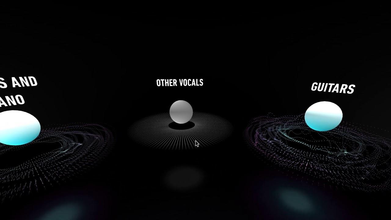 Google、VRで音楽を分解、編曲まで楽しめる実験サイトをオープン