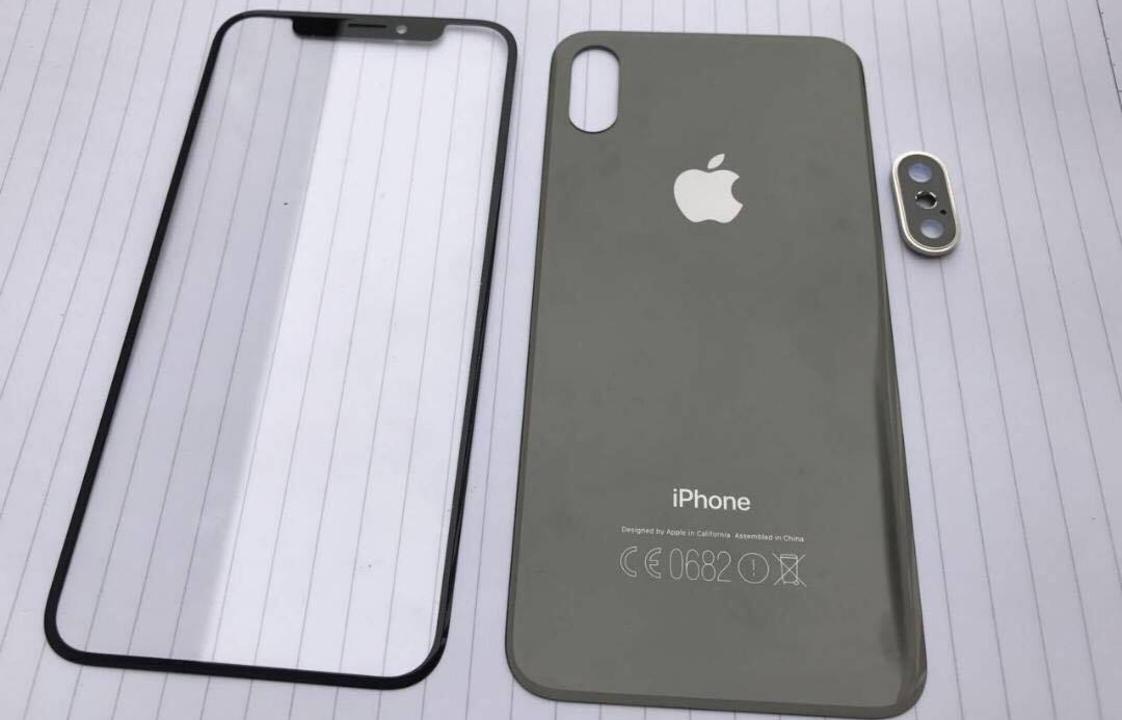 「iPhone 8」はシックに全色ブラックフロントパネル採用に?3Dセンサーの詳細情報も