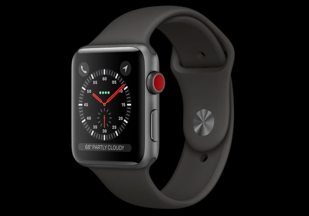 LTE通信対応の「新型Apple Watch」か。iOS 11 GM版から画像が見つかる