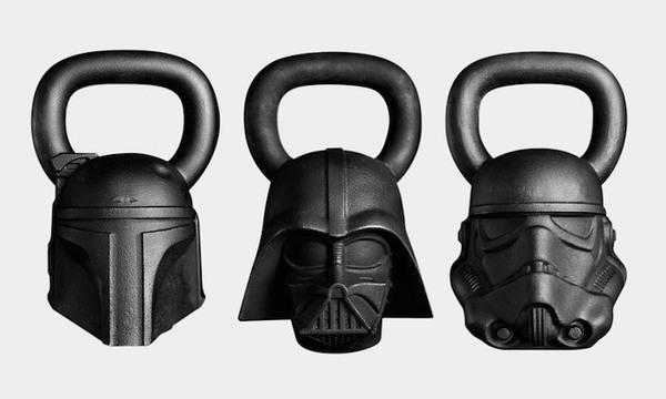 フォースではなく筋肉を鍛える、『スター・ウォーズ』のフィットネス器具