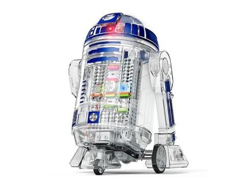 そのロボ妄想を現実に。R2-D2型のlittleBitsキット、Amazonに入荷しました!