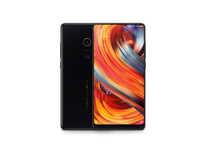 Xiaomiより元祖ベゼルレススマホの新型「Mi Mix 2」登場! より実用的な一台に