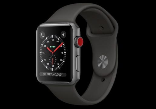 新型Apple Watchの名称は「Apple Watch Series 3」みたいです